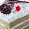 Green Tea Gateau