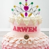 princess crown-2tier