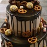 Chocolate kingdom 2 tier
